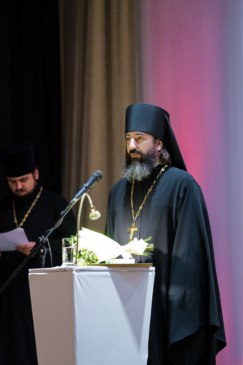 Иеромонах Трифон (Умалатов) и диакон Герман Демидов приняли участие в Фадеевских образовательных чтениях
