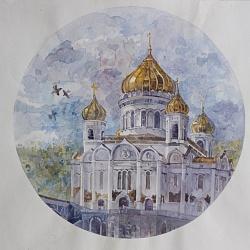 Душа моя, Москва!