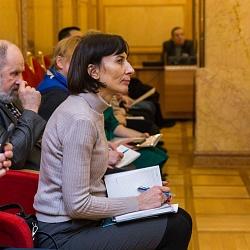 Прошел круглый стол с участниками и победителями Всероссийского конкурса «За нравственный подвиг учителя»-2019