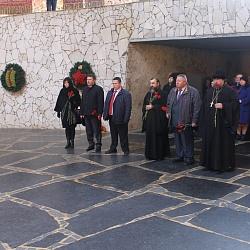 Иеромонах Трифон (Умалатов) принял участие в форуме «Мы — наследники Победы»